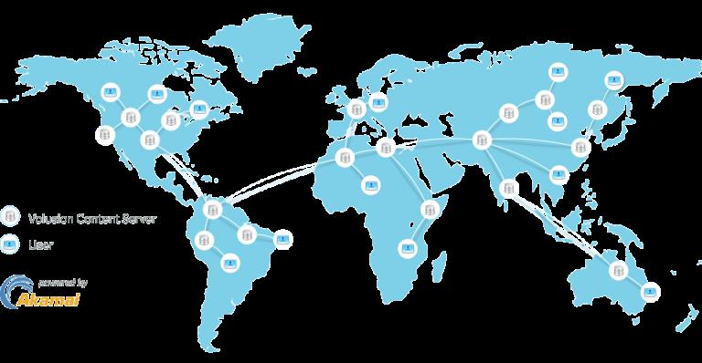 Cdn Map